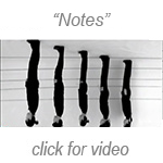 Jaye Rhee: Notes video